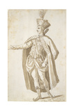 Polish Knight Giclee Print by Inigo Jones