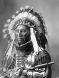 Conquering Bear, Oglala Sioux, 1899 Photographic Print by Frank A. Rinehart
