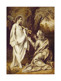 Noli Me Tangere Giclee Print by Gerard Seghers