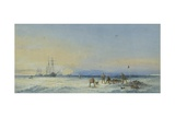 Beechey Island, 1862 Giclee Print by Walter William May