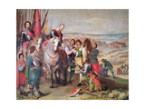 The Surrender of Jülich, C.1635 Giclee Print by Jusepe Or Jose Leonardo