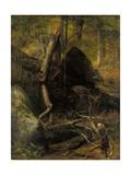 The Fallen Landmark, 1872 Giclee Print by William Holbrook Beard