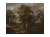 Cornard Wood Giclee-trykk av Gainsborough, Thomas