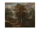 Cornard Wood Giclee Print by Thomas Gainsborough