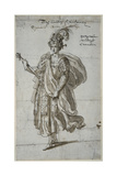 Queen Tomyris of the Massagetai, C.1609 Giclee Print by Inigo Jones