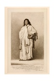 Omai, a Native of Ulaietea, Society Islands, Engraved by Francesco Bartolozzi (1727-1815) 1774 Giclee Print by Nathaniel Dance