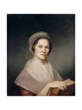 Mrs. Francis Bailey, 1791 Giclee Print by Charles Willson Peale