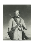 Sir Robert Mcclure, Engraved by James Scott, 1856 Giclee Print by Stephen Pearce