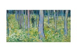 Undergrowth with Two Figures, 1890 Giclee Print by Vincent van Gogh