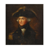 Portrait of Horatio, Lord Nelson Giclee Print by Lemuel Francis Abbott