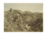 Mar Saba, 1855-57 Giclee Print by Mendel John Diness