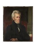 Andrew Jackson, C.1830 Giclee Print by Ralph Eleaser Whiteside Earl