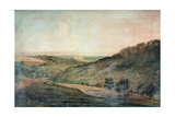 Harewood House from the South West Giclee Print by Thomas Girtin