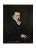 Warden P. N. Shuttleworth Giclee Print by Thomas Kirkby