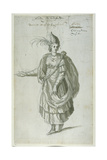 Queen Berenice of Egypt Giclee Print by Inigo Jones