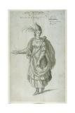 Queen Berenice of Egypt Giclee Print by Inigo Jones