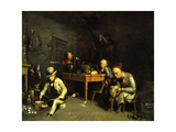 The Hideout Giclee Print by David Gilmour Blythe