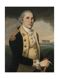 George Washington, 1790-93 Giclee Print by Charles Peale Polk