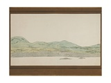 Captain Cook Bay, Easter Island, 1816 Giclee Print by Ludwig Choris