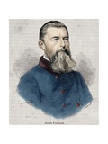 Andres Feuerbach Giclee Print by Adolf Neumann
