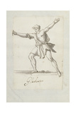Gladiator Giclee Print by Inigo Jones