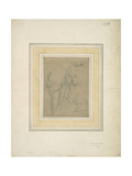 A Sheet of Studies Giclee Print by Francesco Trevisani