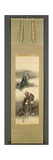 Woodcutter, Edo Period, 1849 Giclée-Druck von Katsushika Hokusai