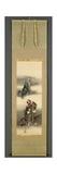 Woodcutter, Edo Period, 1849 Giclee Print by Katsushika Hokusai