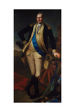 George Washington, after 1779 Giclee Print by Charles Willson Peale