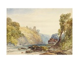 Landscape Study Giclee Print by William Callow
