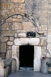 Door of Humility, Entrance to the Church of the Nativity Photographic Print