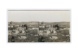 Panoramic View from the Jewish Quarter, 1850s Giclee Print by Mendel John Diness