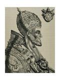 Pius IV (1499-1565) Giclee Print
