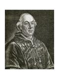 Pius VI (1717-1799) Giclee Print