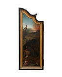 Left Panel of the Triptych of Job, C.1500-24 Giclee Print by Hieronymus Bosch