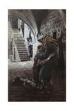 Return of the Prodigal Son James Tissot (1836-1902 French) Giclee Print by James Tissot