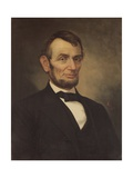 Abraham Lincoln, 1888 Giclee Print by H. Colcard