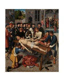 The Flaying of Sisamnes, 1498 Giclee Print by Gerard David