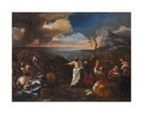 The Crossing of the Red Sea Giclee Print by Jacques Courtois