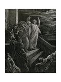 Saint. Peter (C. 1 B.C.-67 A.C). Apostle of Jesus Christ and First Pope of the Catholic Church.… Giclee Print