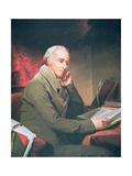 Benjamin Rush, 1812 Giclee Print by Thomas Sully