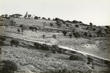 Mount of Olives, 1858 Photographic Print by Mendel John Diness
