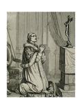 Pius V, Saint (1504-1572) Giclee Print