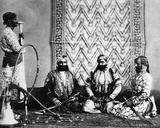 Rajputs, C.1860s Photographic Print by  Charles Shepherd and Arthur Robertson