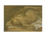 Nude, 1950s Giclee Print by Konstantin Lekomtsev