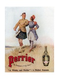 Perrier Advertisment Giclee Print