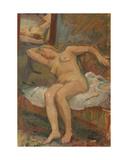 Nude, 1970s Giclee Print by Konstantin Lekomtsev