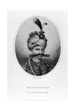 Shah Abbas the Great, Print Made by C. Heath, 1815 Giclee Print