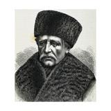Nordenskj_Ld (Nordenski_Ld), Adolf Erik, Baron (1832-1901). Sweden Giclee Print