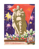 Victory Celebrations, C.1960s Giclee Print by Vadim Petrovich Volikov